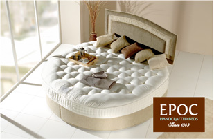 Epoc Beds - handmade since 1949