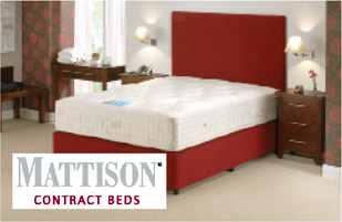 Mattison contract beds